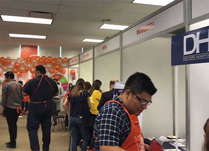 Expo Beneficios HOME DEPOT