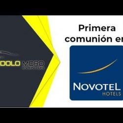 Primera comunión en Novotel Hotel