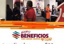 Expo Beneficios 2017 THE HOME DEPOT