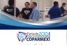 Feria de Tecnologias COPARMEX 2015