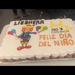 Liebherr Dia del Niño 2019